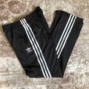 Vintage Trefoil Logo Adidas Track Pants Joggers M